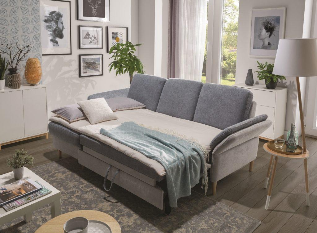 funksjonelle møbler  sovesofa