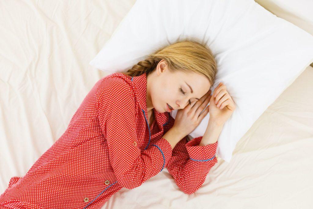 komfortabel madrass