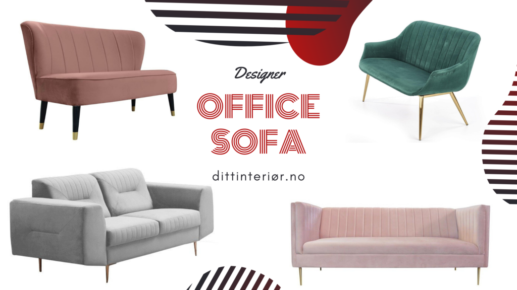 Office sofa - sofa til kontor