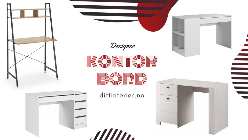 Designer kontorbord