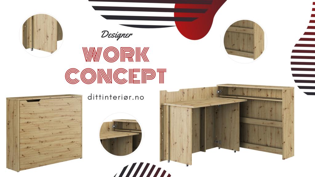Work concept kolleksjon