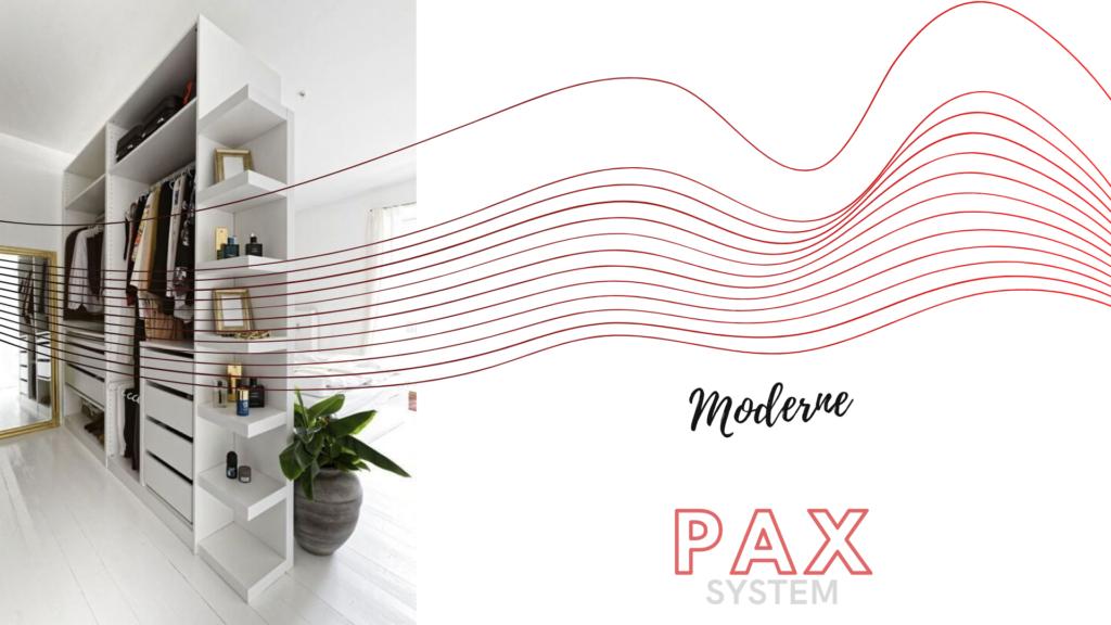 Moderne PAX system